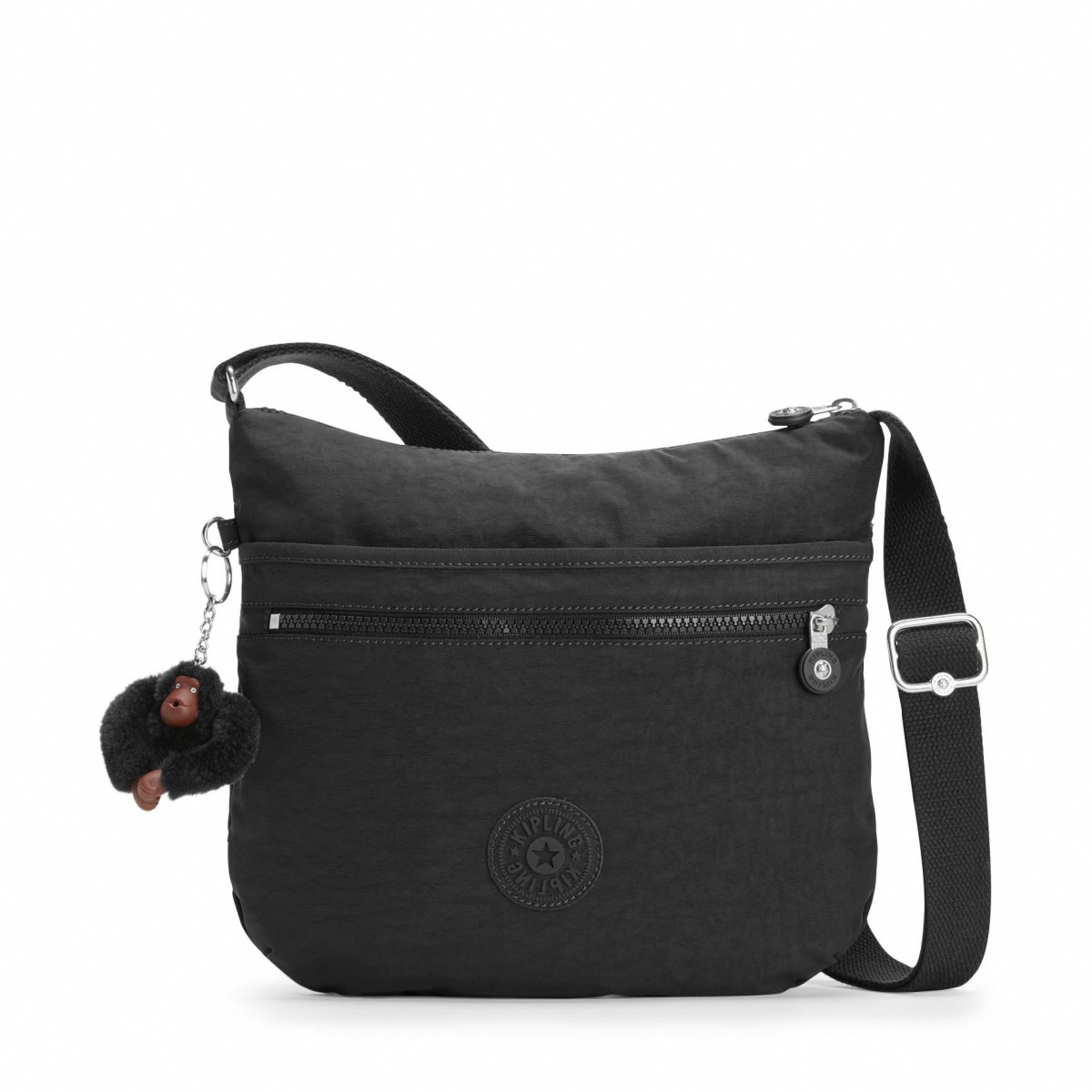 ee60a8d7743e9 Kipling Arto Shoulder Bag Cross Body Bag True Black