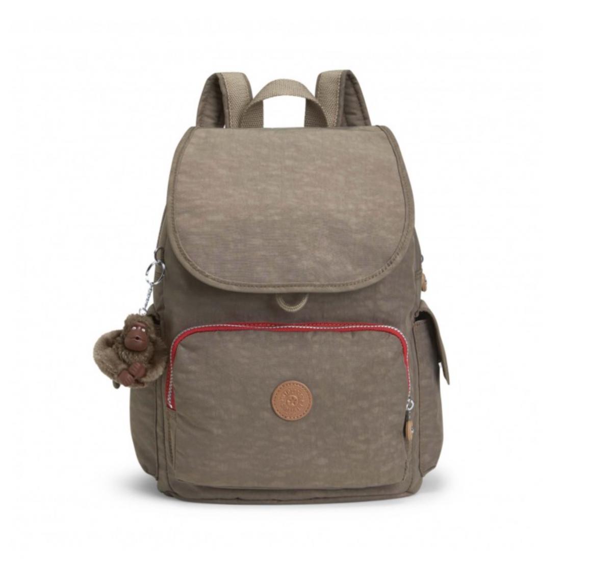 8e3c1487bd9 Kipling City Pack Backpack True Beige C