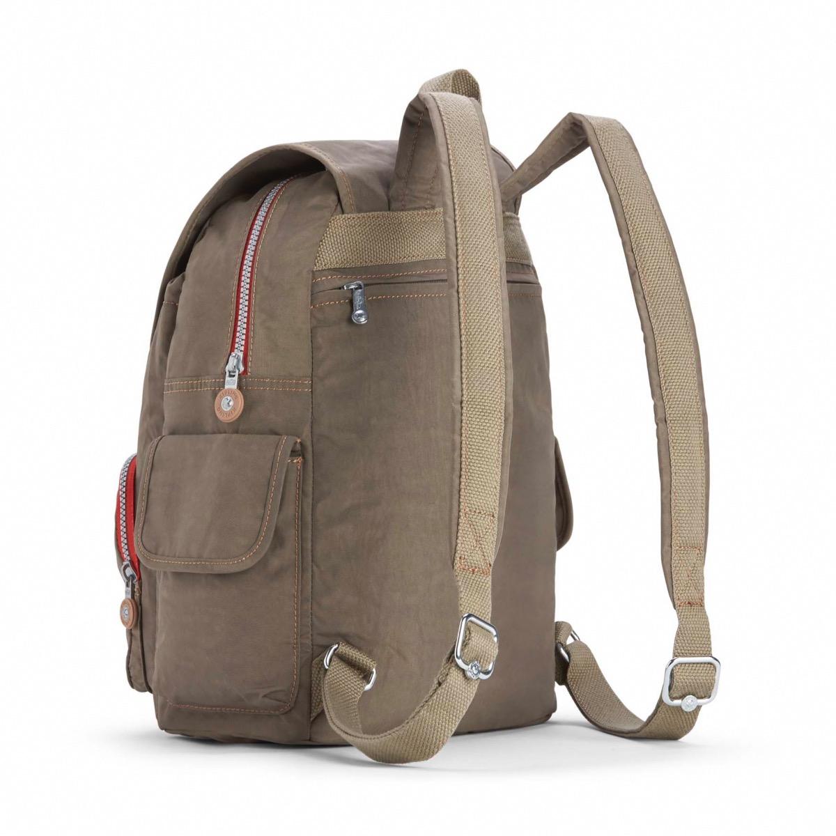 Kipling City Pack Backpack True Beige C